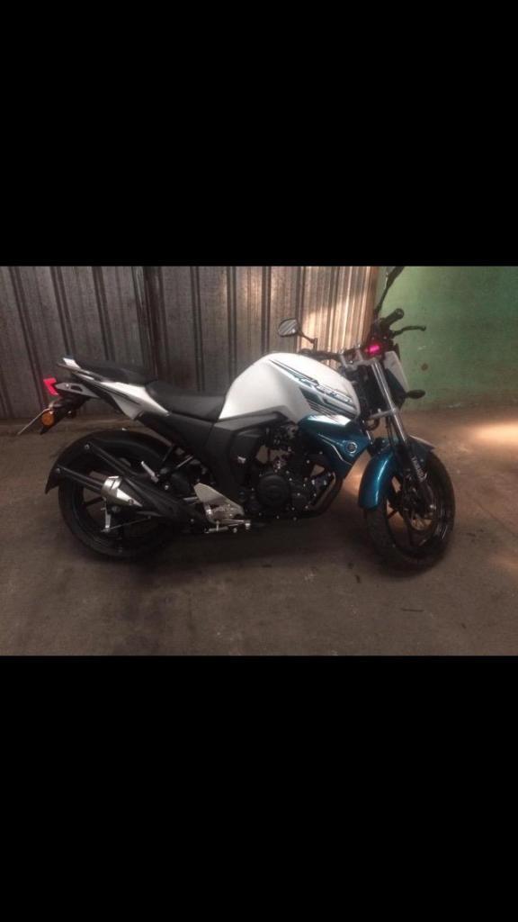 Yamaha Fz 2.0 Injeccion