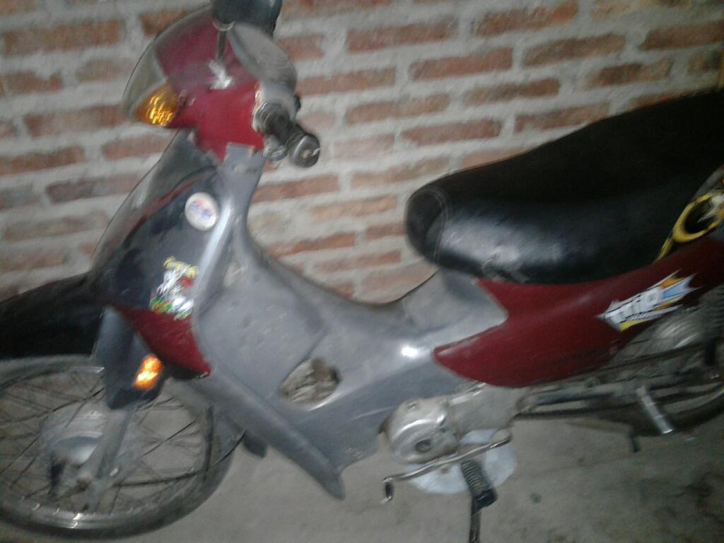 Vendo Moto Guerrero Trip Todo Los Papele