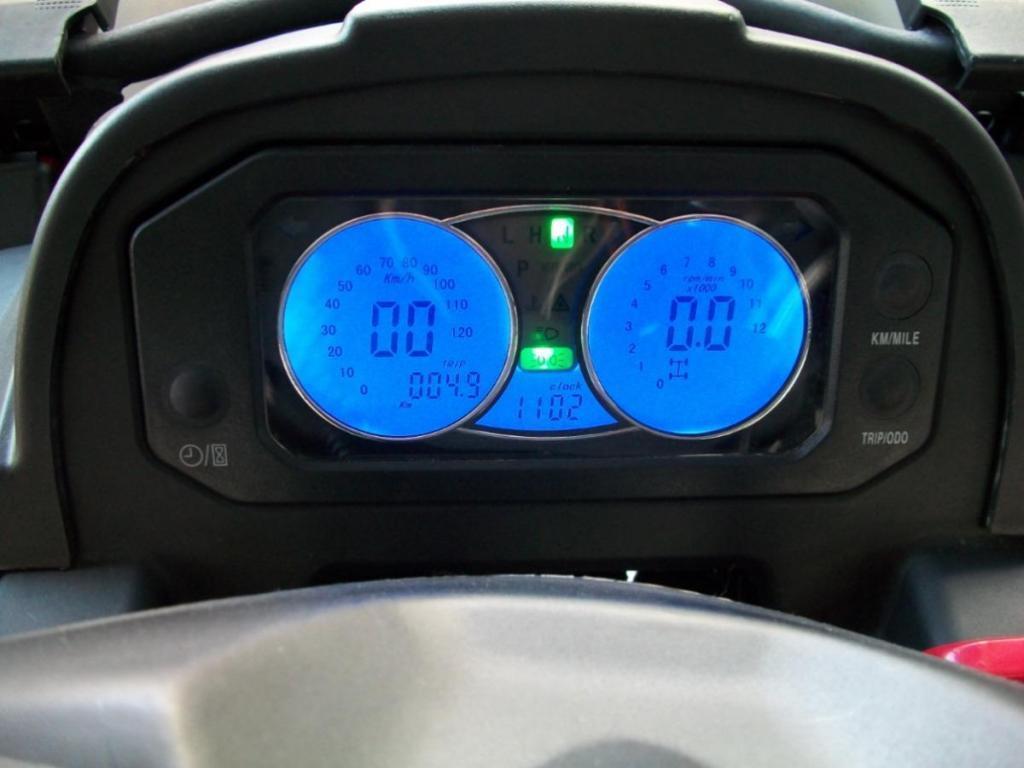 Cuatriciclo Maxus 800cc 4x4 Bicilindrico a inyeccion 0km