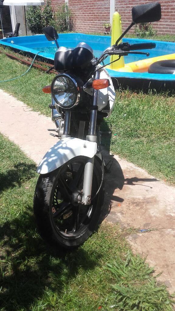 Honda Twister Cbx 250cc Blanca, Joya