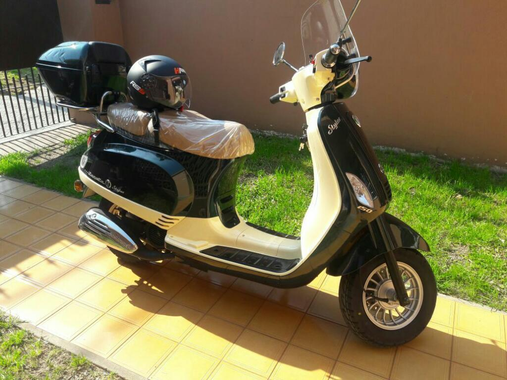 Zanella Styler Exclusive 150cc
