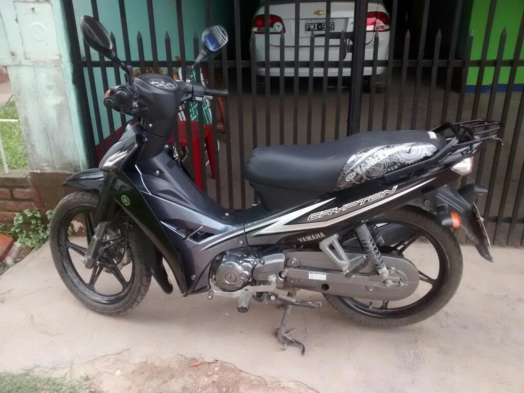 Moto Yamaha Criptón