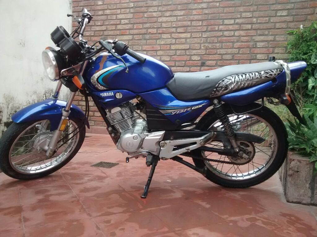 Yamaha Ybr Modelo 2012
