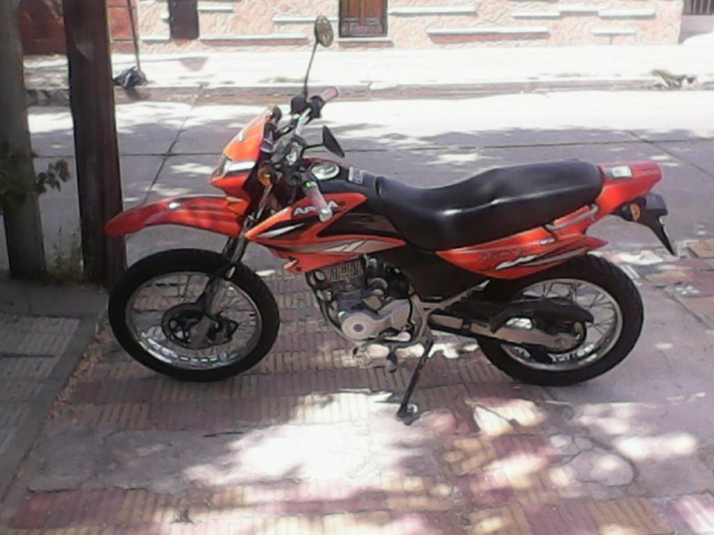 Moto Appia Stronger Enduro