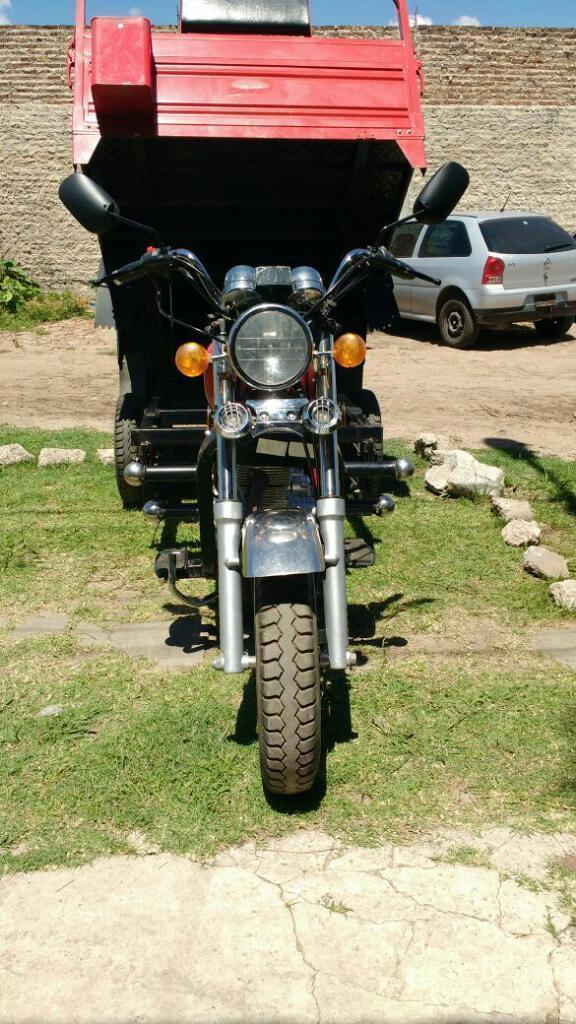 Motocargo Motomel 2013 58km Permutas