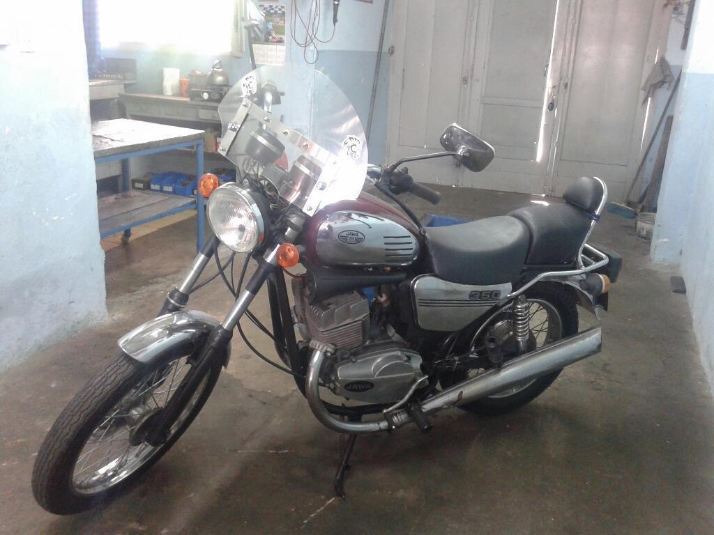 Vendo Jawa 350 Chopera