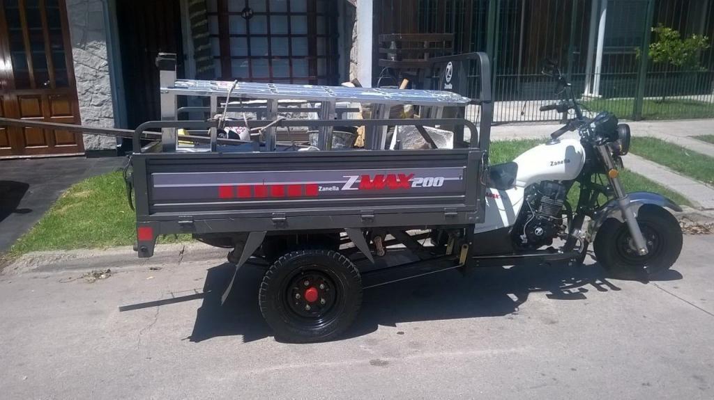 VENDO ZANELLA CARGO Z MAX 200