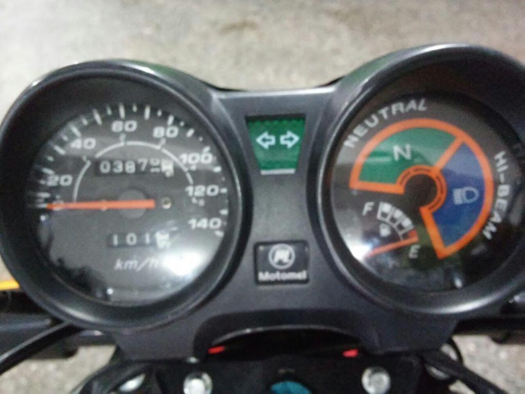 Vendo Motomel 150 Cc