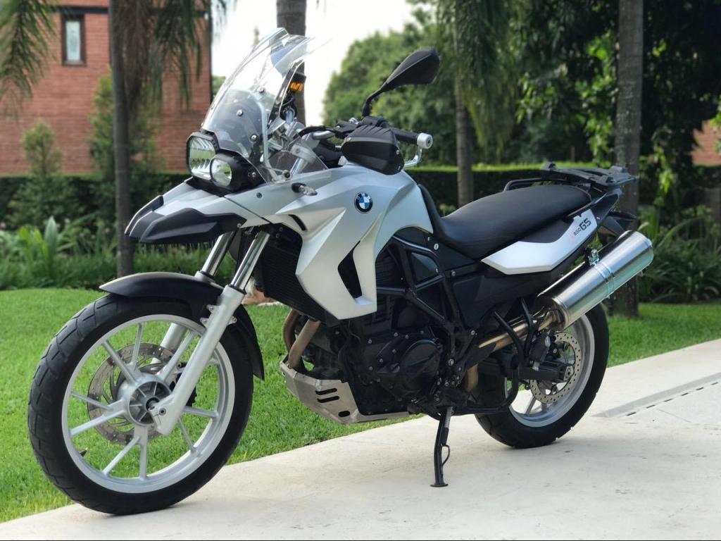 Moto Bmw 650 / 800Cc