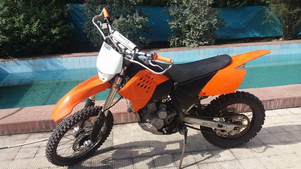 Keller MX260 Enduro / Motocross