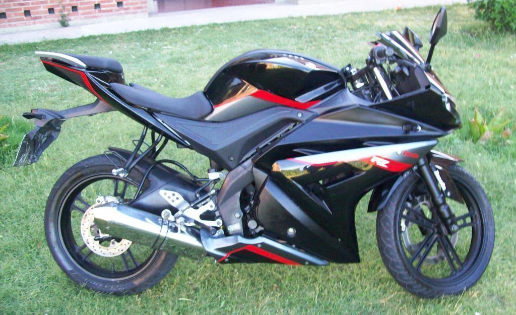 RZ25 250 cc, de Luxe...!!! 2014...toda la facha !!!