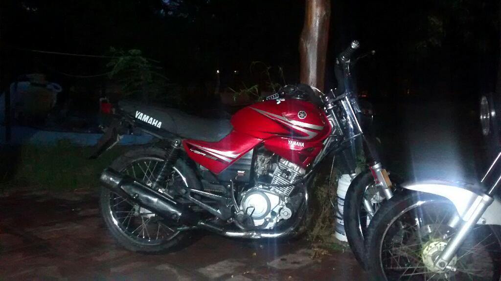 Moto Ibr 125 Modelo 2011