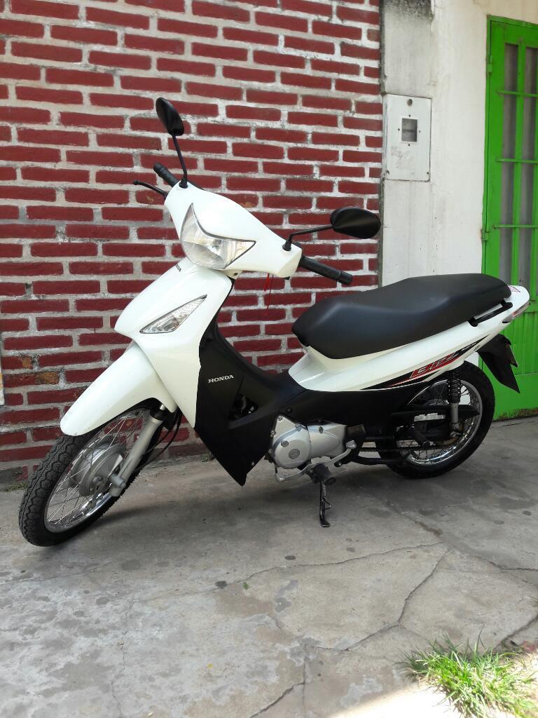 Unico Dueño Vendo Honda Biz 125 !!!