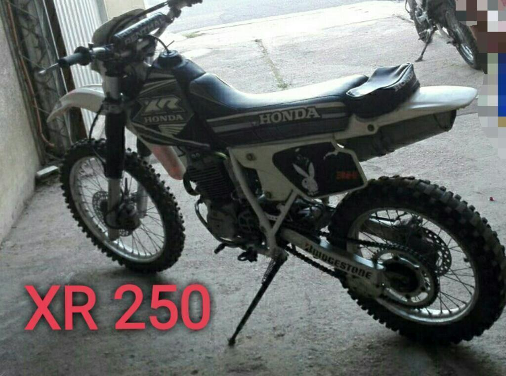 Moto Xr 250r Japonesa