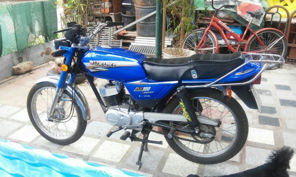 Suzuki 100 Lista para Transferir