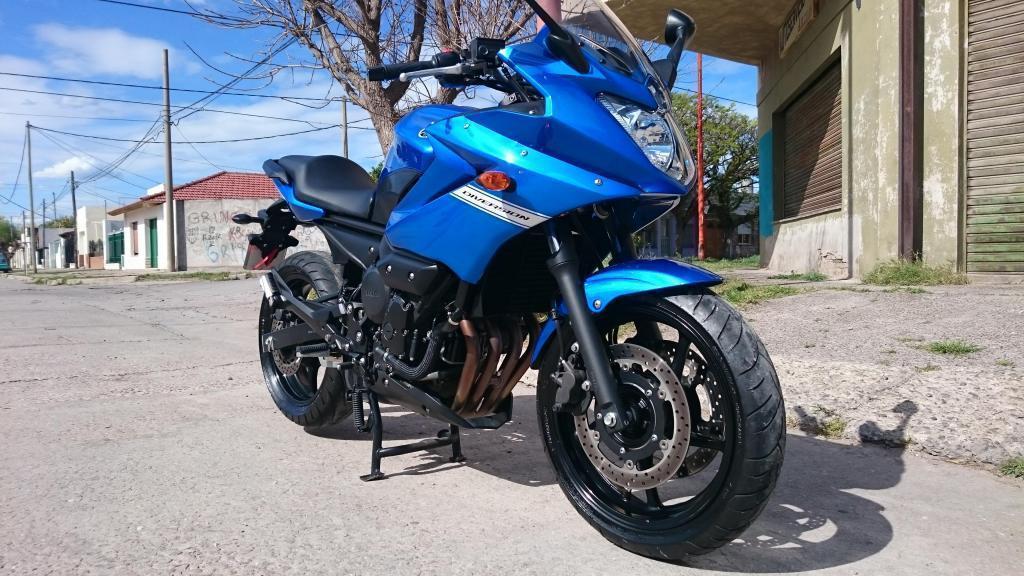 Yamaha Diversion 600 Xj6s Excelente