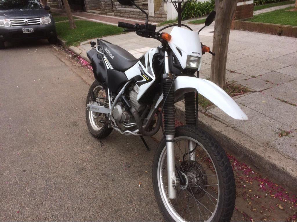 Moto Xr 250 Tornado