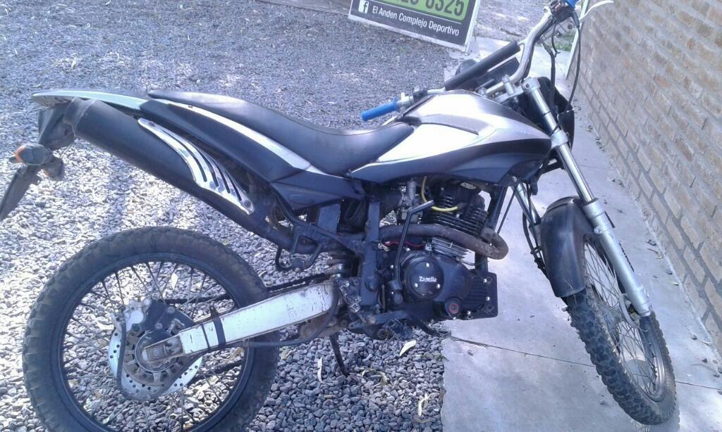 Ztt200 Enduro