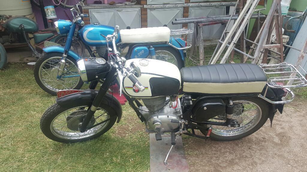 Vendo Gilera Extra 200