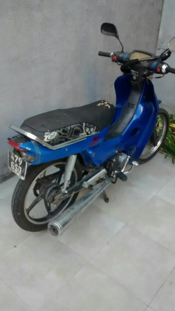 Moto motomel automatica 70