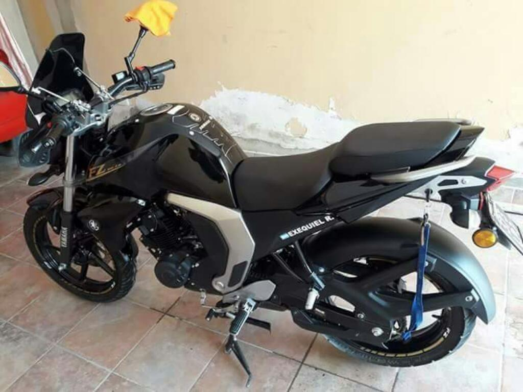 Vendo Yamaha Fz Fi fuel Injeccion