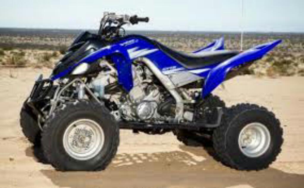 Cuatri Yamaha Raptor 700