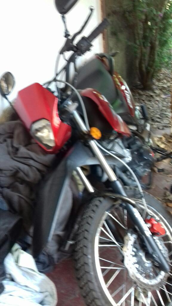 Vendo Moto Zanella 250 Enduro 0 Km
