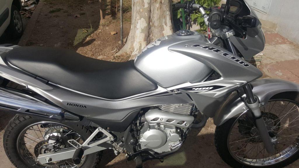 Honda Falcon Nx 400 Como nueva