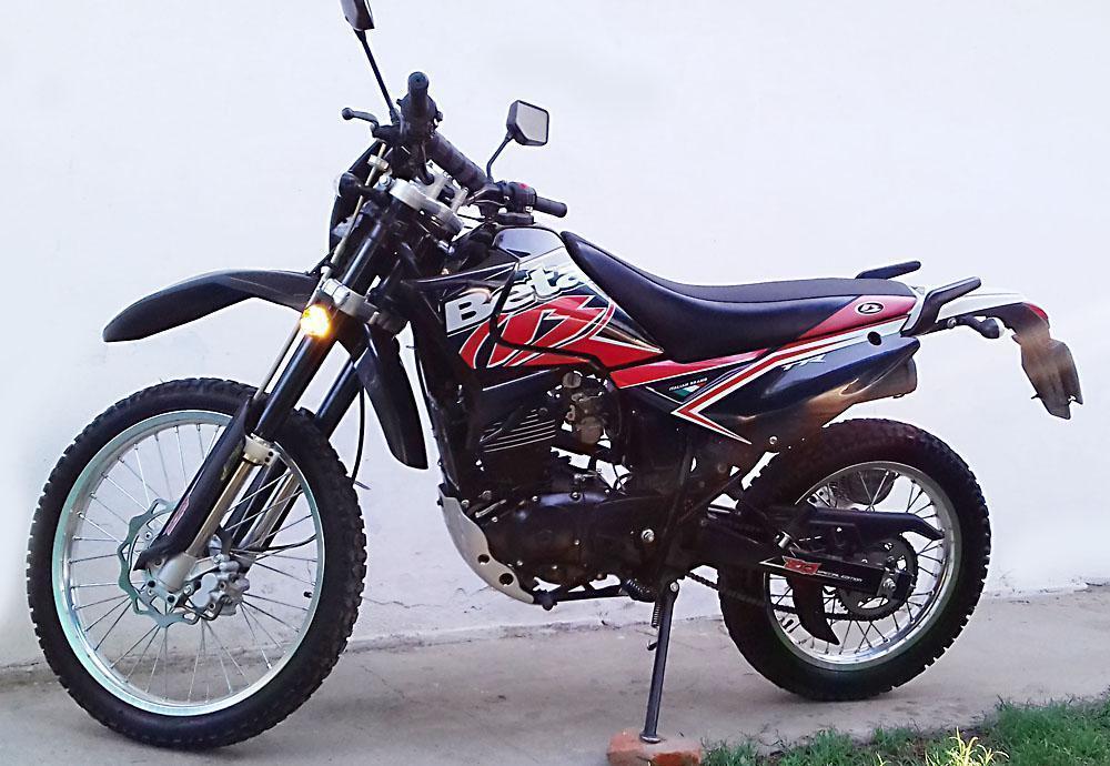 Beta Tr 200 Cc Enduros Brick7 Motos