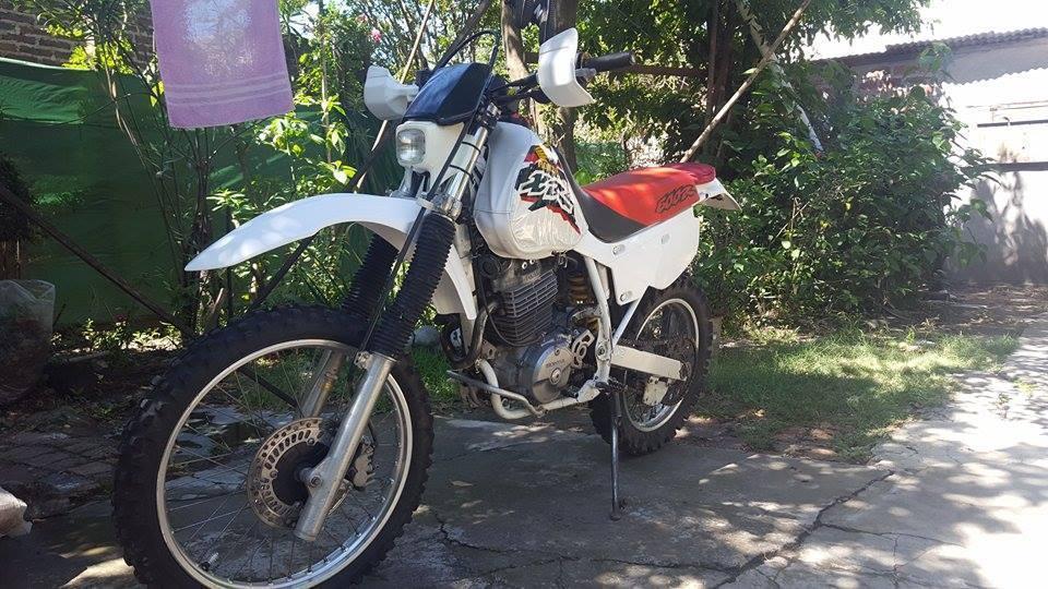 Honda XR 600R 1998