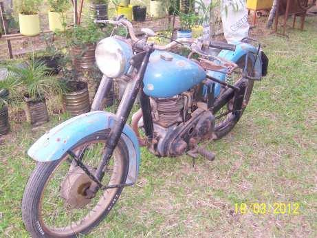 BSA 1947 250 cc