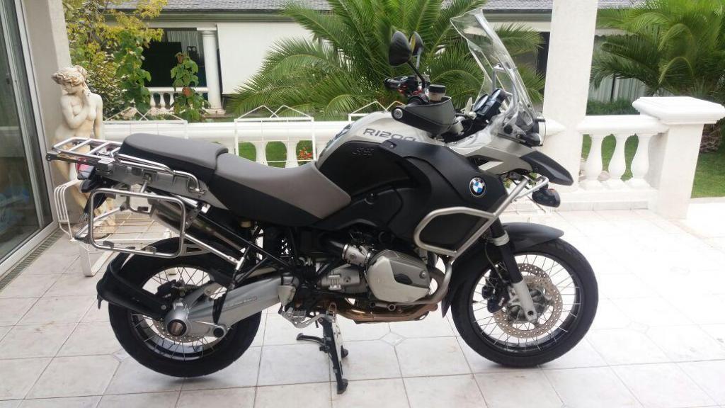 BMW ADVENTURE 1200