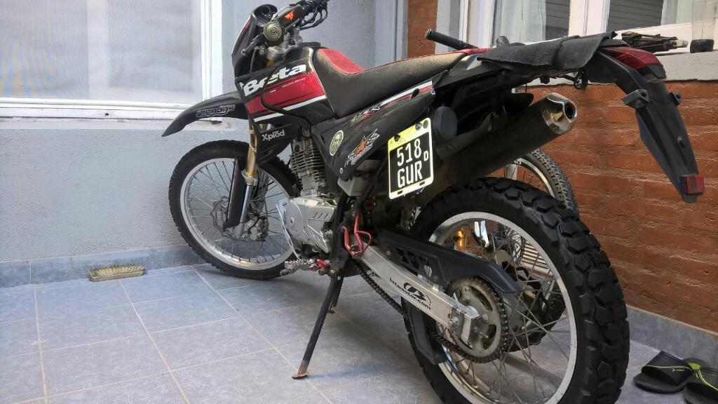 Moto Beta Motor 2.0