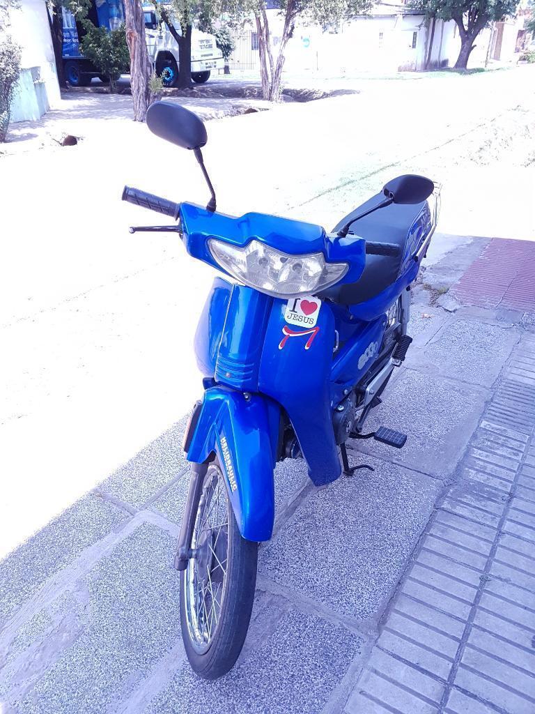 Motomel Eco 70 Automatica