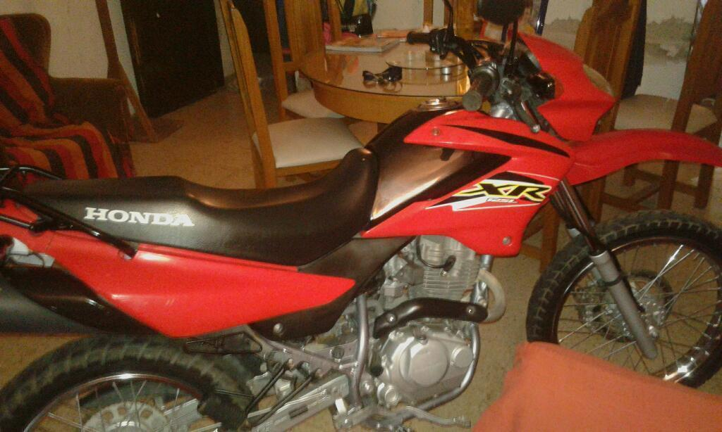 Vendo Moto Xr 125