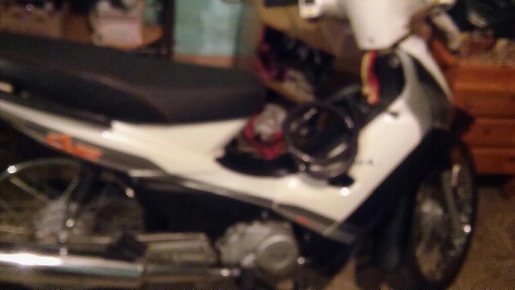 Vendo Moto Zanella 125cc