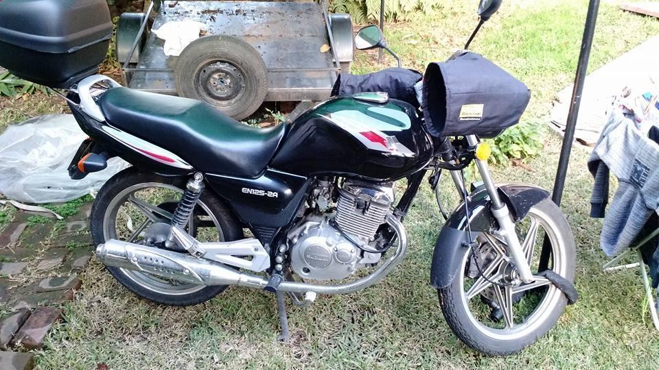 Suzuki en125 2a