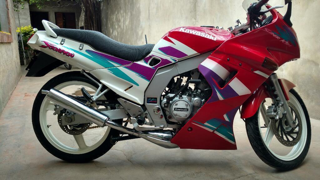 Kawasaki Skorpion 150 2t