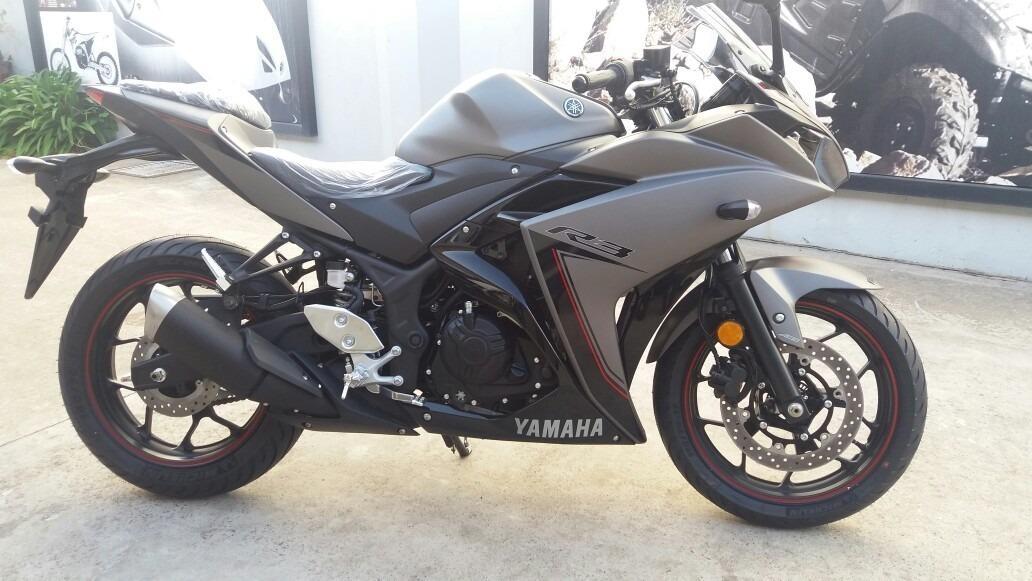 Yamaha R3 Abs