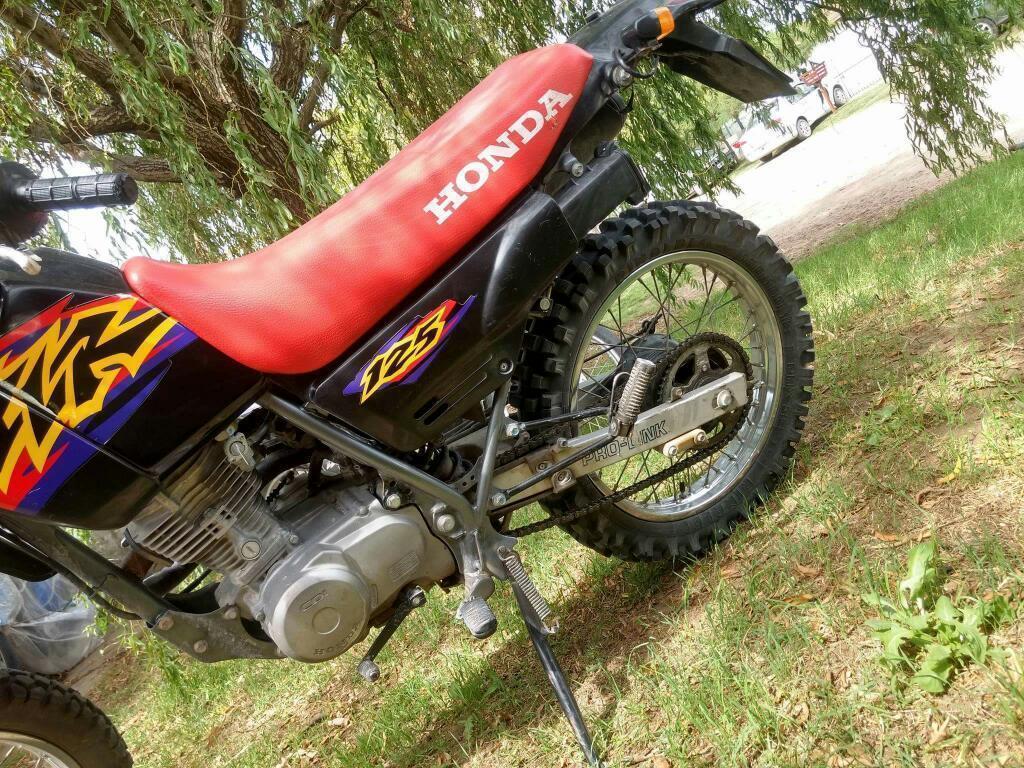 Honda Xlr 125 (el Que Sabe, Compra)