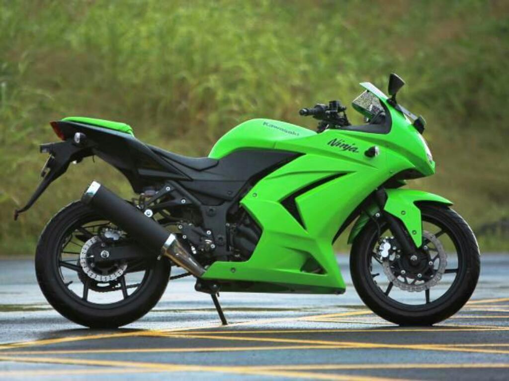 Kawasaki Ninja 250 No Yamaha No Honda