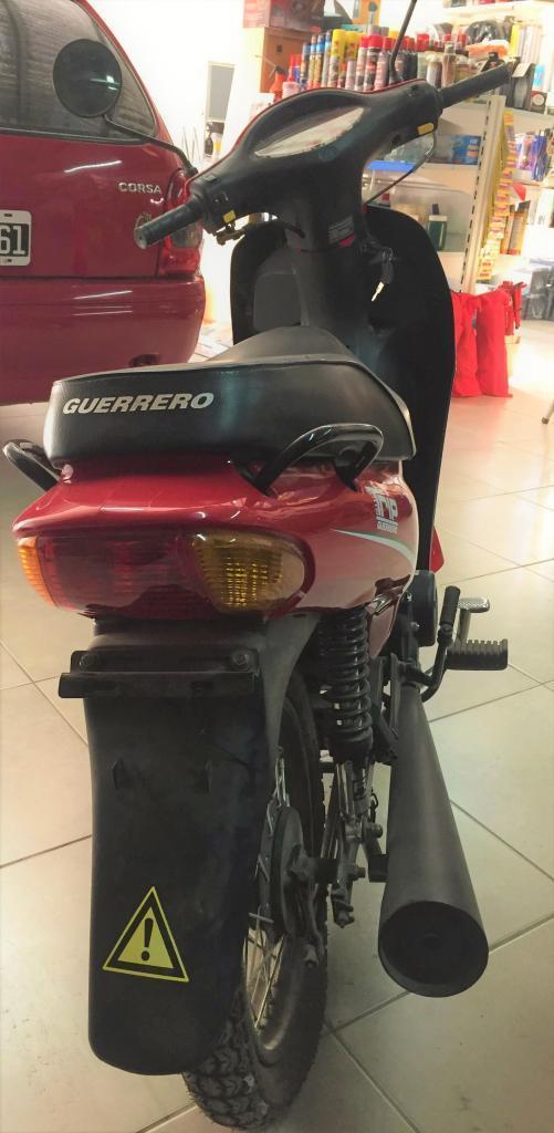GUERRERO TRIP 110cc. 0Km