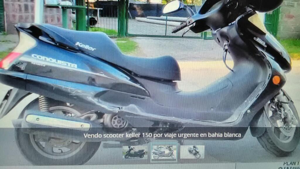 Vendo Keller 150 Año2013