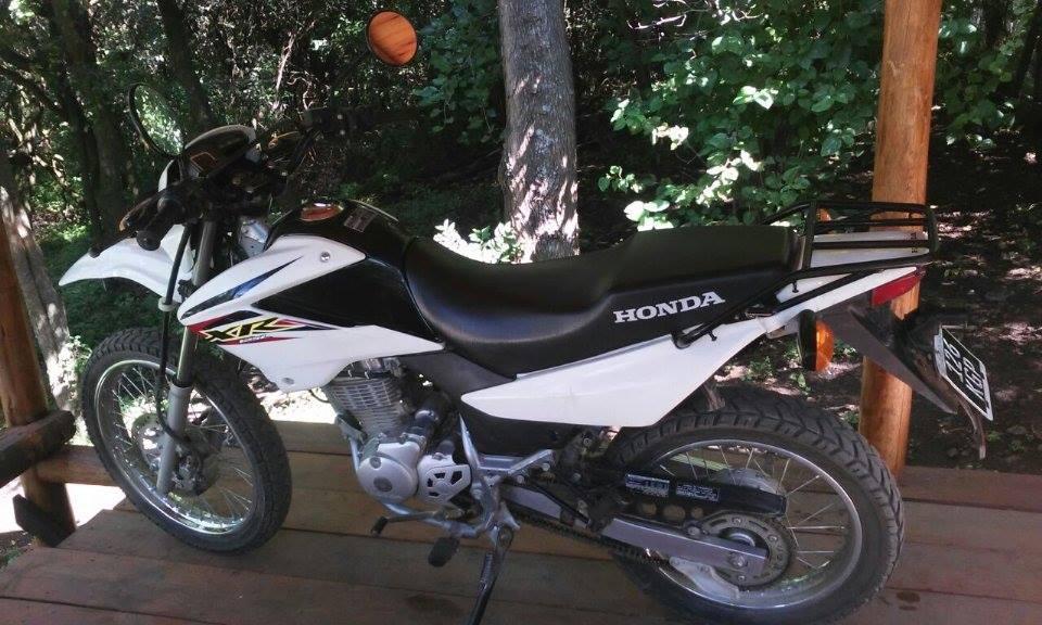 Moto Honda 125 XR