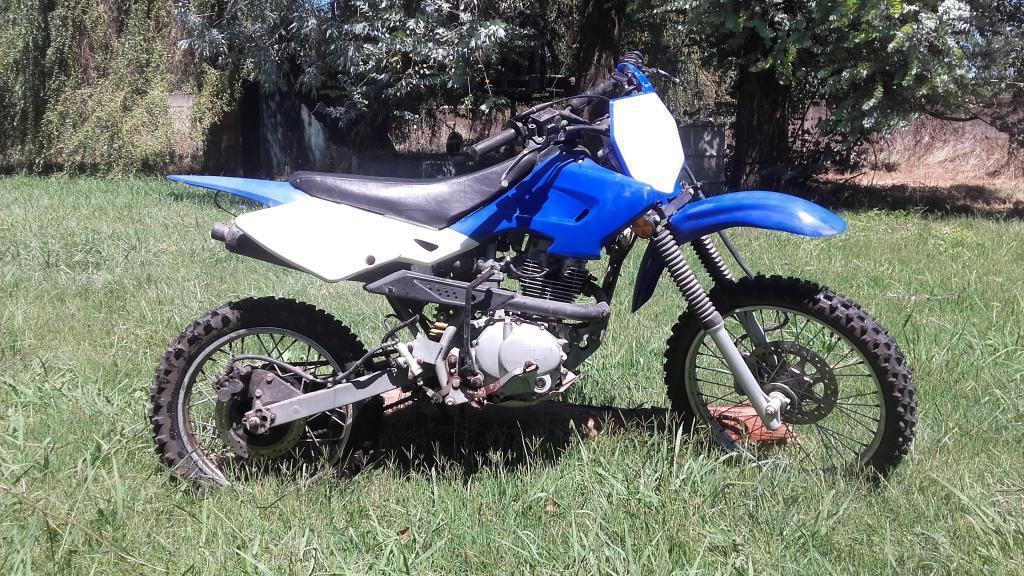 Motomel X3M 125 modelo 2012