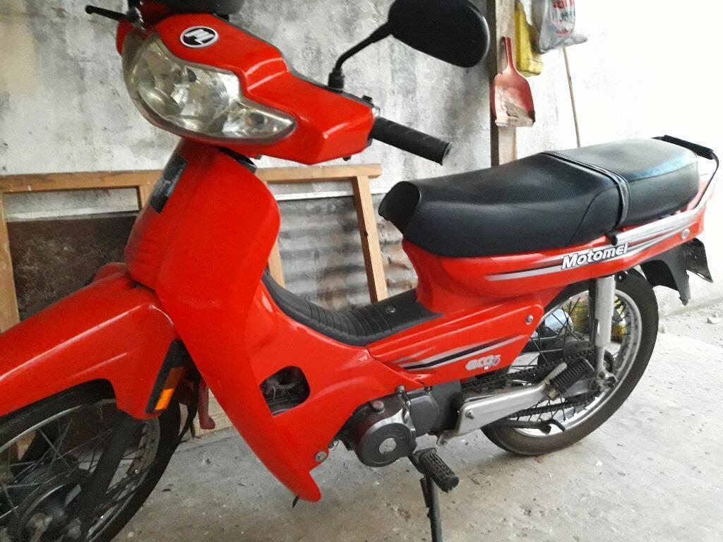 Vendo. Motomel Eco 70 Cc Mod 2013