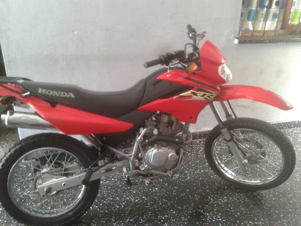 $36000 HONDA XR 125CC LINDA