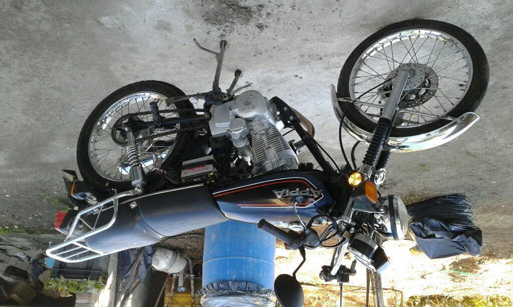Moto Appia 150cc La Leyenda