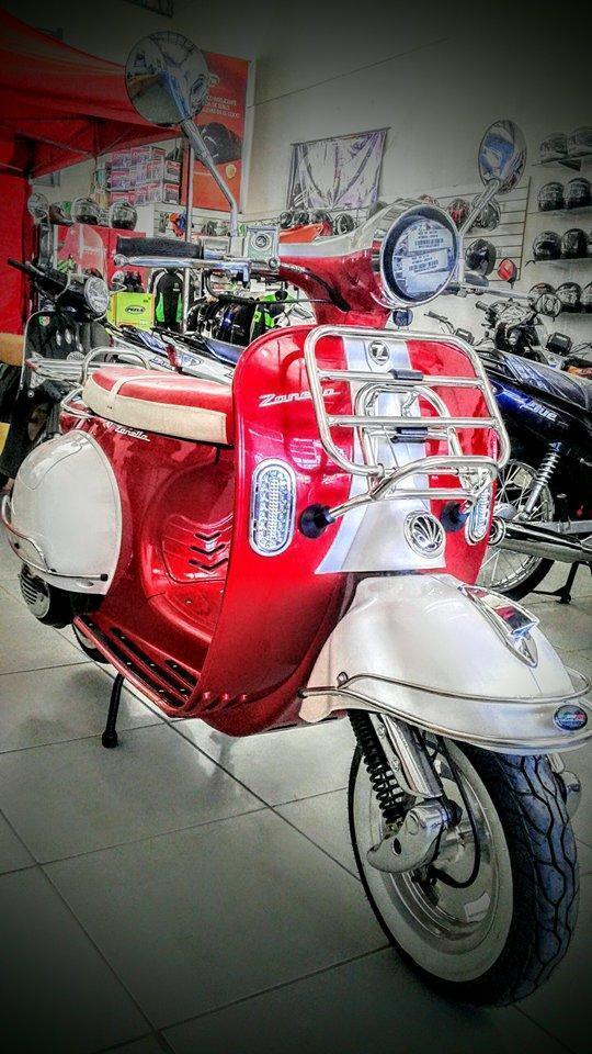 Zanella Mod 150cc