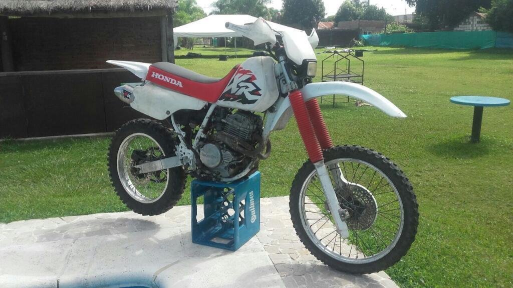 Moto Xr 250honda